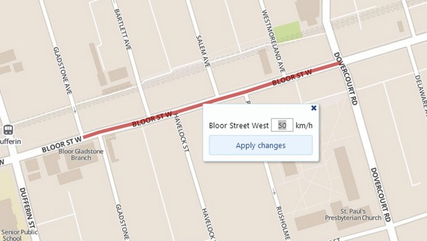OpenStreetMap Geotab GoFleet