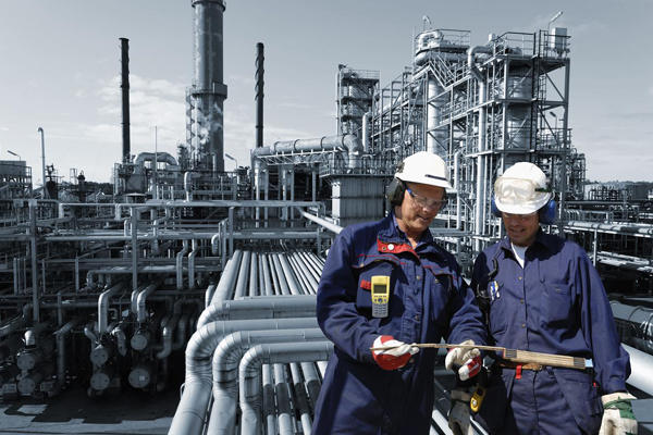 Real-Time Visibility for Oil and Gas Workers