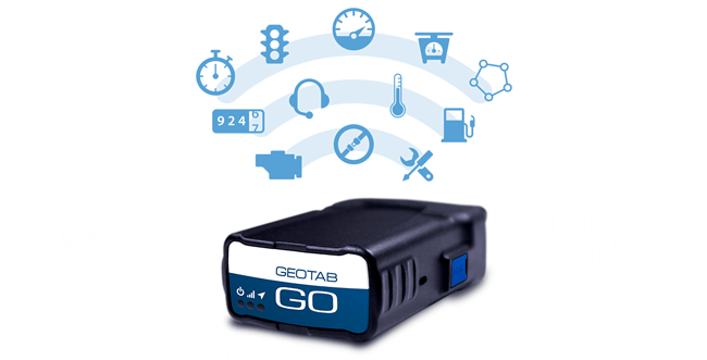 Geotab GO Device Expansion